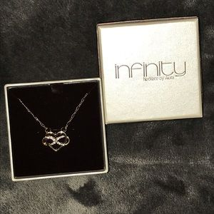 Infinity Necklace by Alora